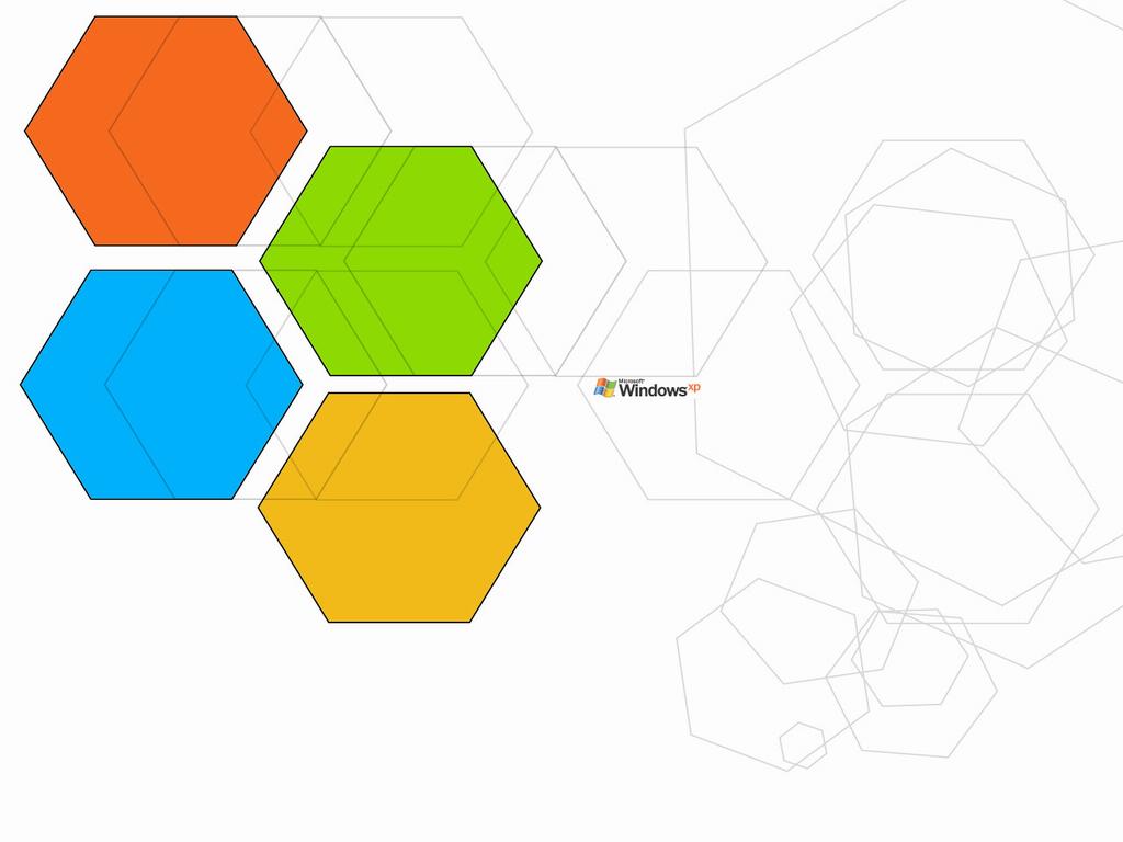 Abstract Wallpaper: XP - Hive