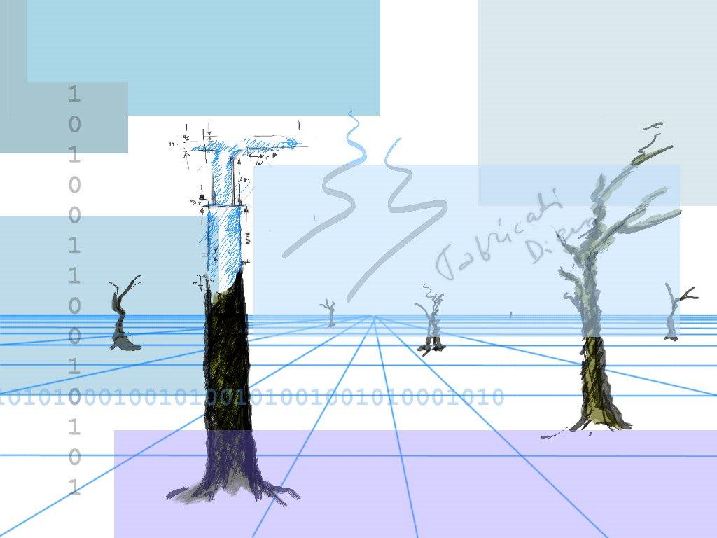 Abstract Wallpaper: Xperiments