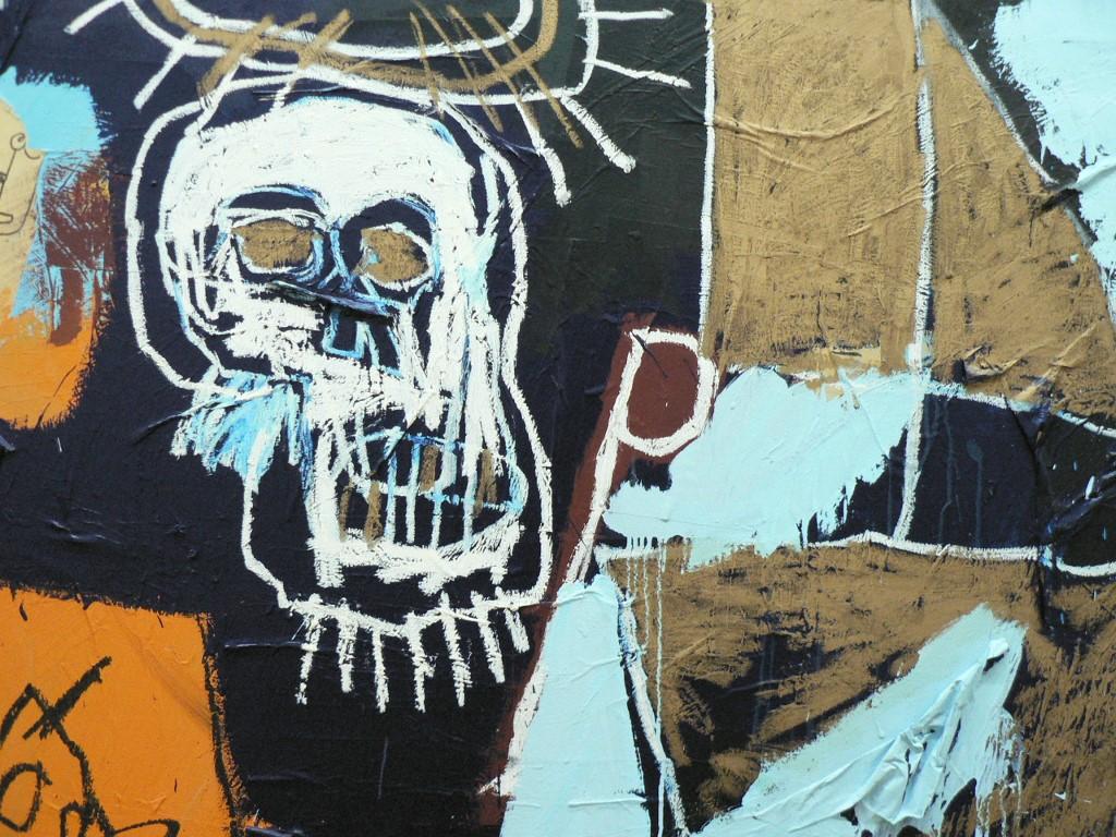 Artistic Wallpaper: Basquiat - Slaves