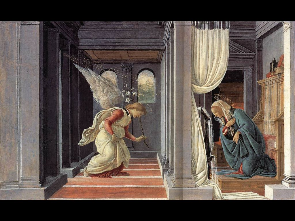 Artistic Wallpaper: Botticelli - Annunci