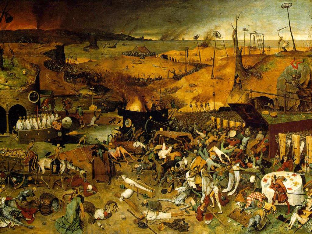 Artistic Wallpaper: Brueghel