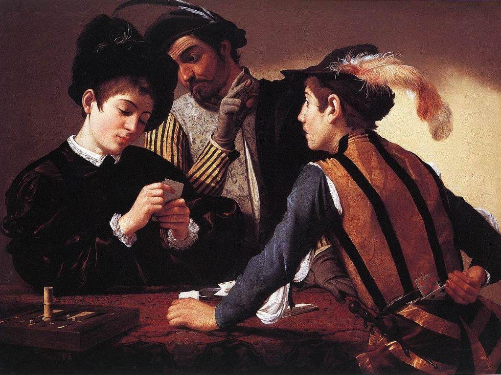 Artistic Wallpaper: Caravaggio