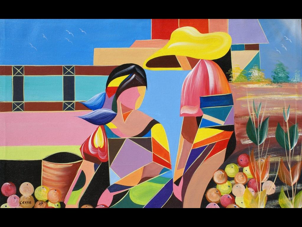 Artistic Wallpaper: Cesar