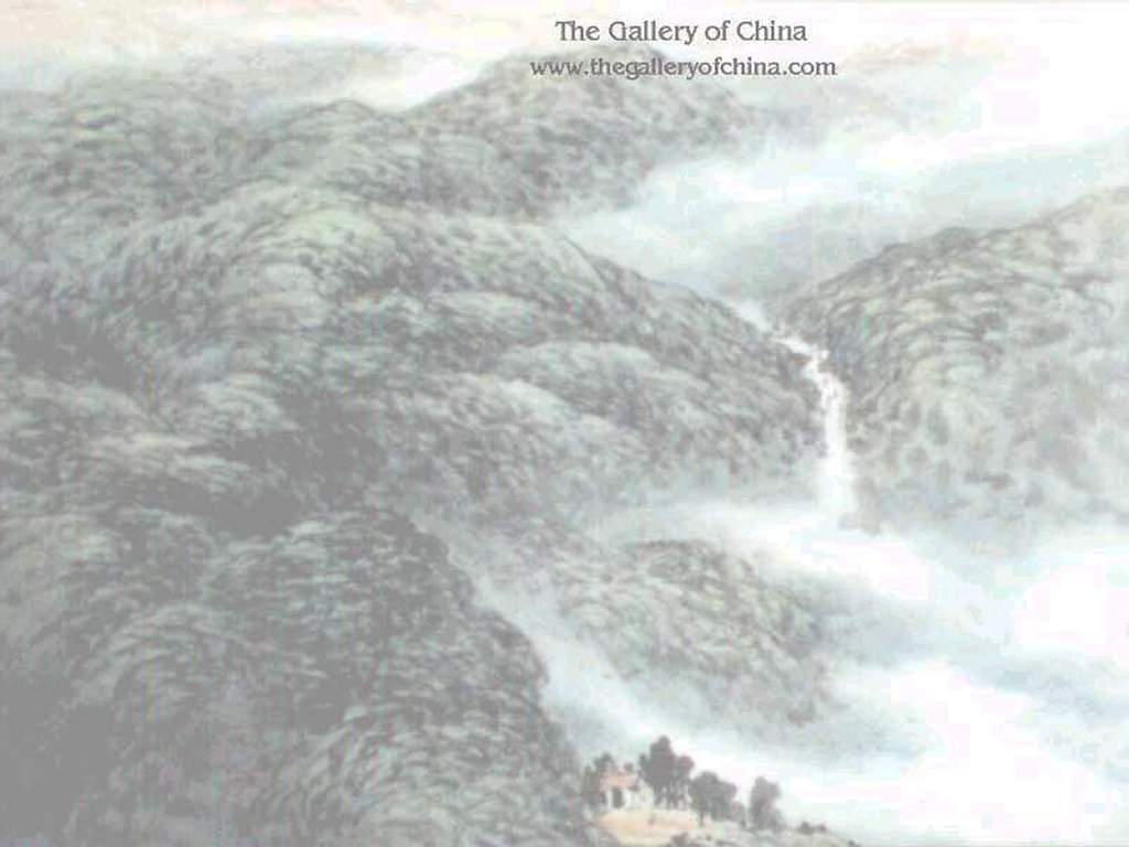 Artistic Wallpaper: Chinese Gallery - Landz