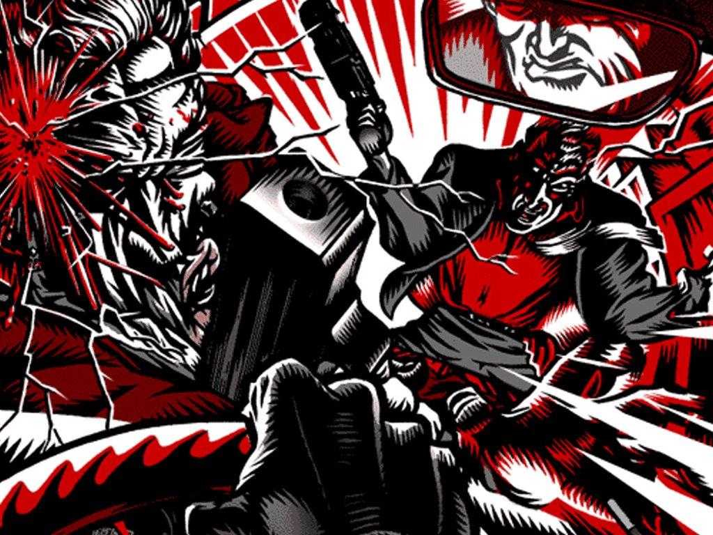 Artistic Wallpaper: Aidan Hughes - Crash