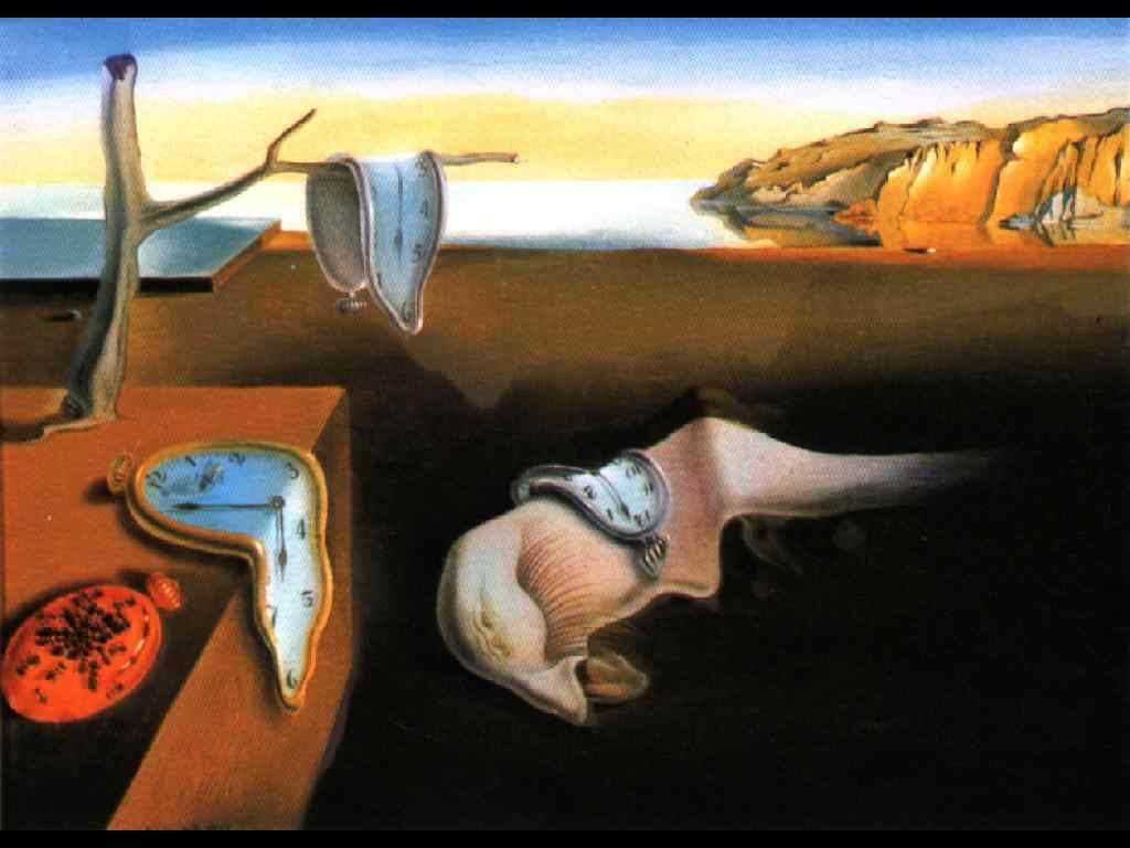 Artistic Wallpaper: Salvador Dali