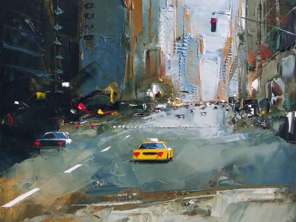 Artistic Wallpaper: Daniel Castan
