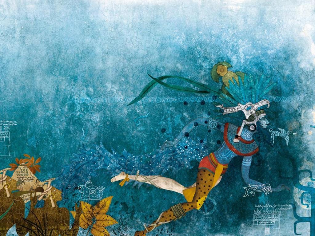 Artistic Wallpaper: Gabriel Pacheco