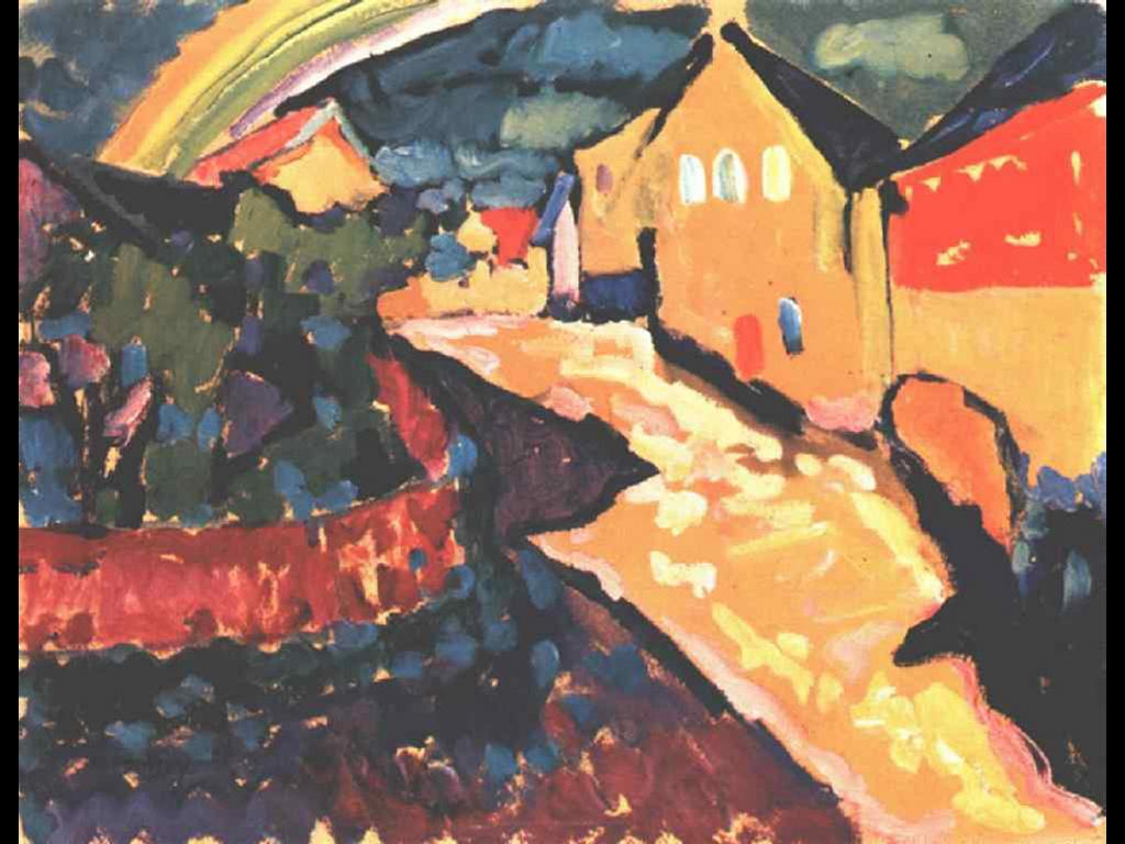 Artistic Wallpaper: Kandinsky