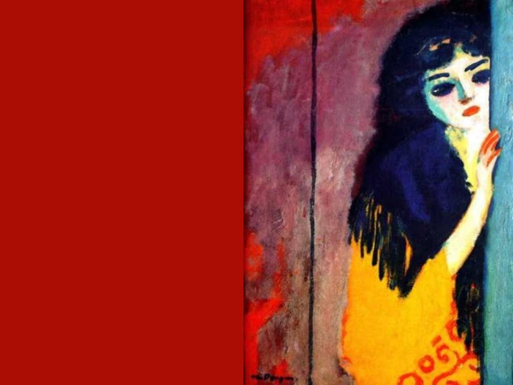 Artistic Wallpaper: Kees Van Dongen - Gypsy