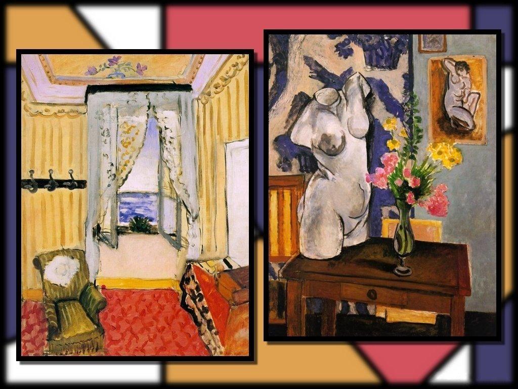 Artistic Wallpaper: Matisse