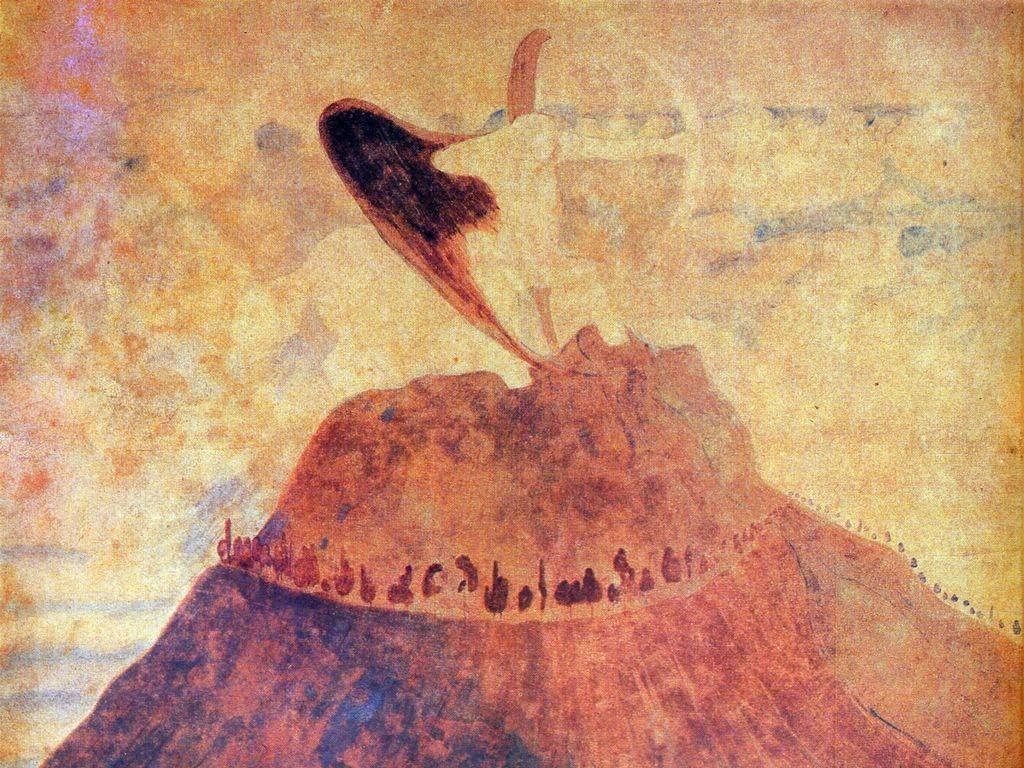 Artistic Wallpaper: Mikalojus Ciurlionis - Prelude