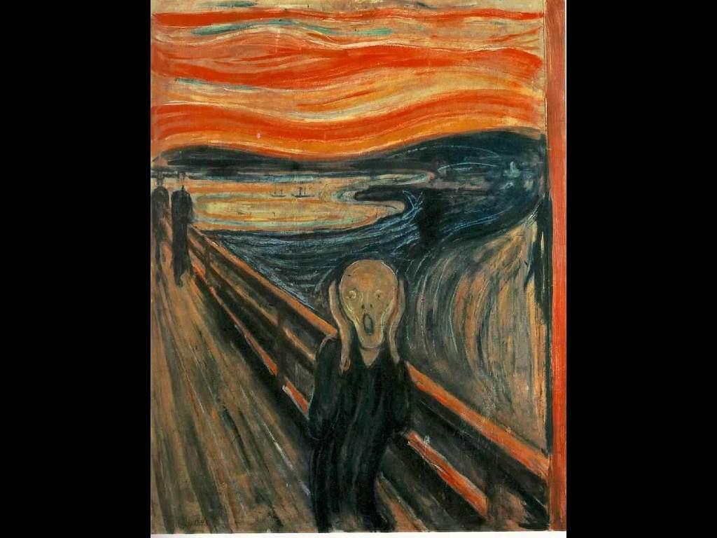 Artistic Wallpaper: Munch