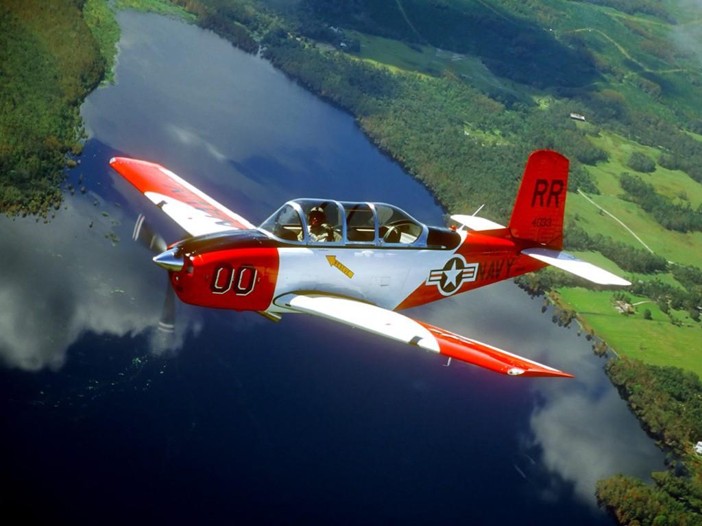 Artistic Wallpaper: Nutkins - Aviation Art