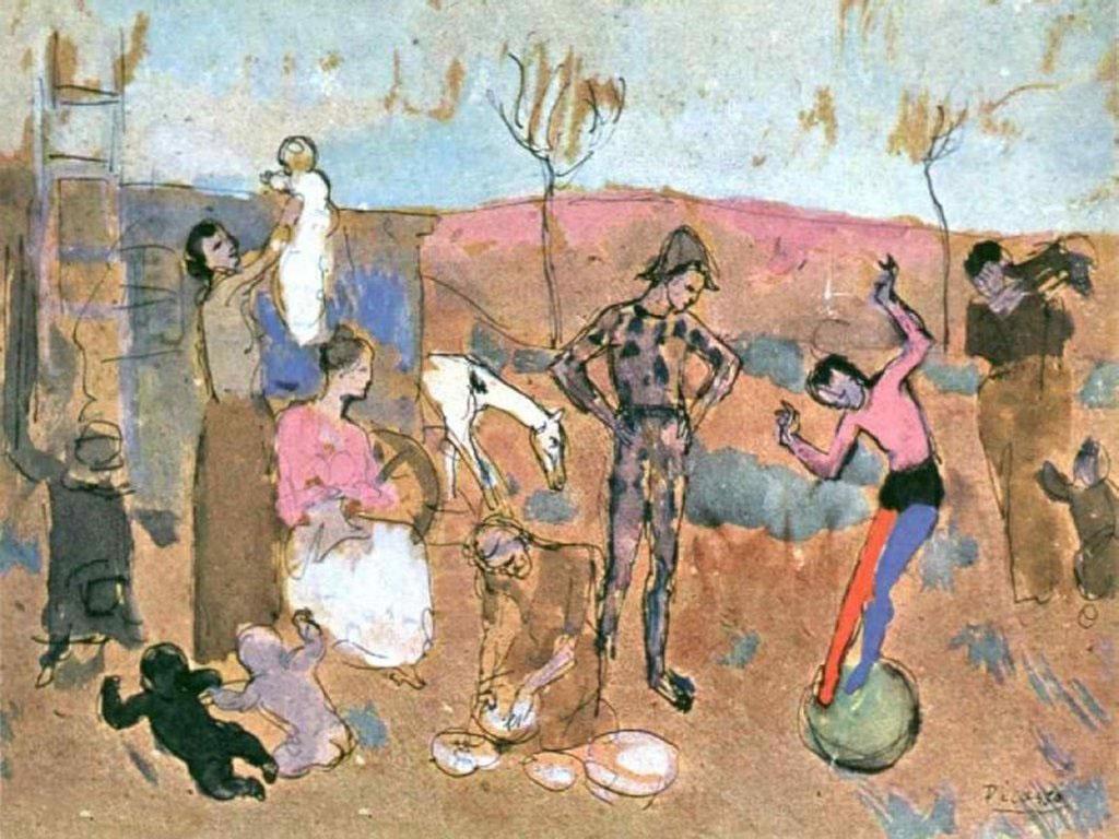 Artistic Wallpaper: Picasso