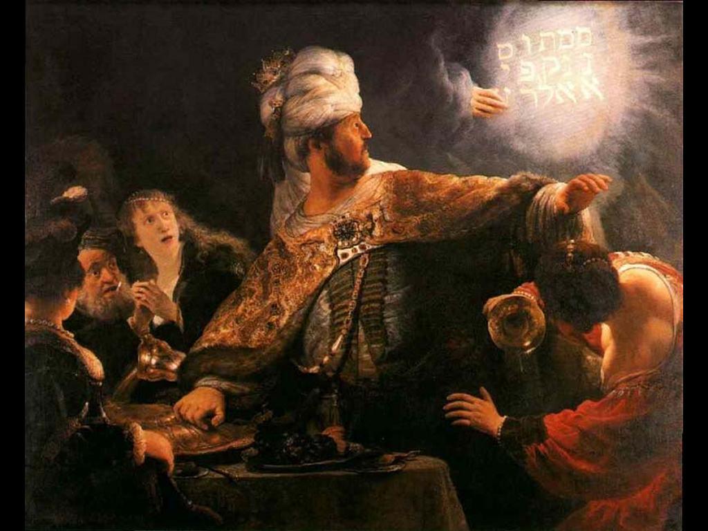 Artistic Wallpaper: Rembrandt