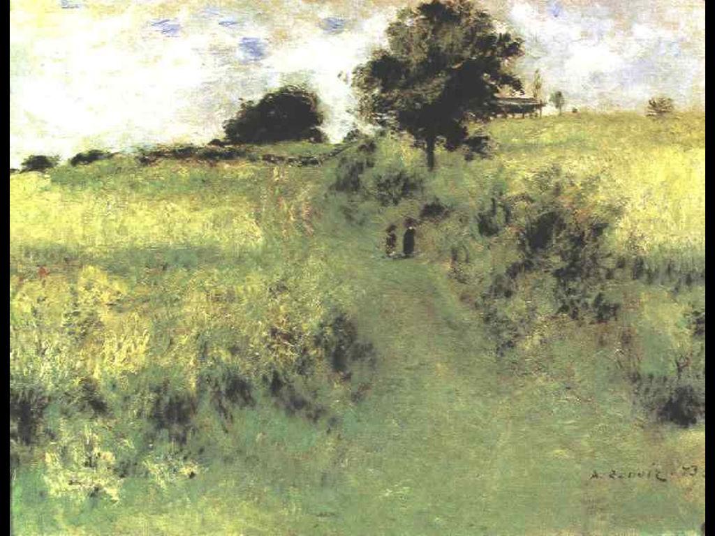 Artistic Wallpaper: Renoir