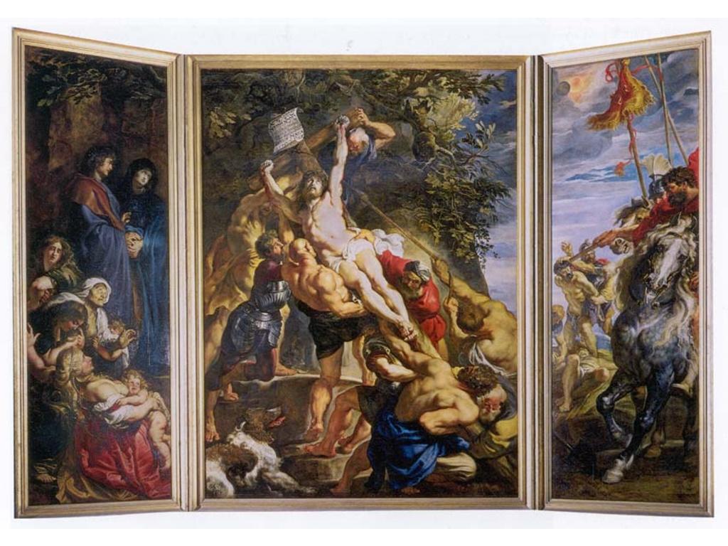 Artistic Wallpaper: Rubens - Elevation