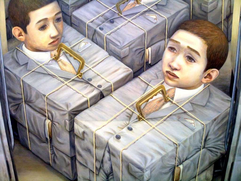 Artistic Wallpaper: Tetsuya Ishida