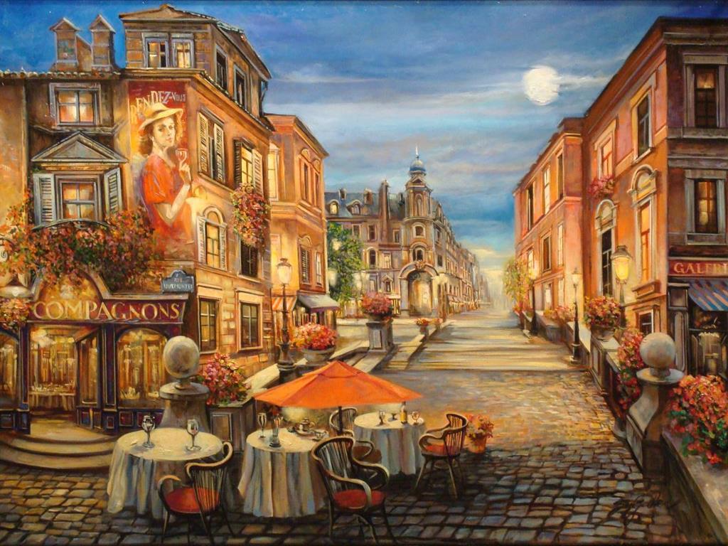 Artistic Wallpaper: Vadik Suljakov