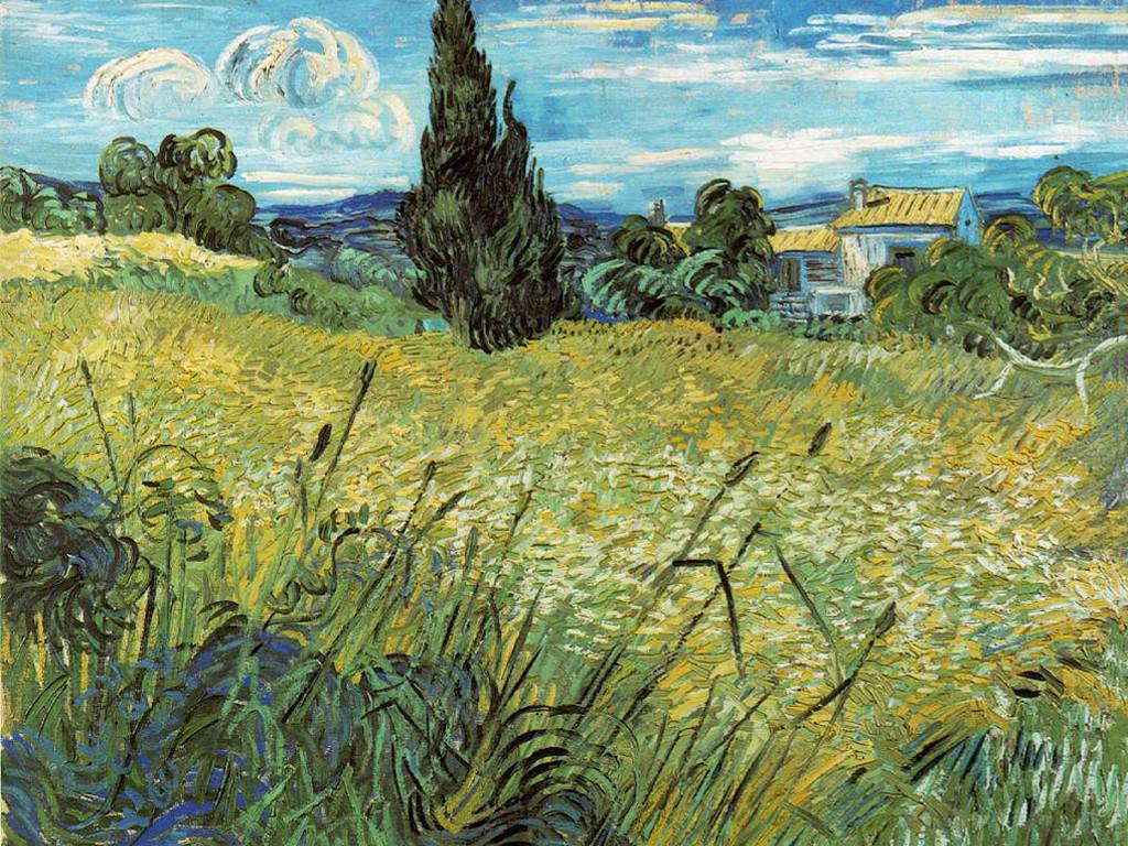 Artistic Wallpaper: Van Gogh