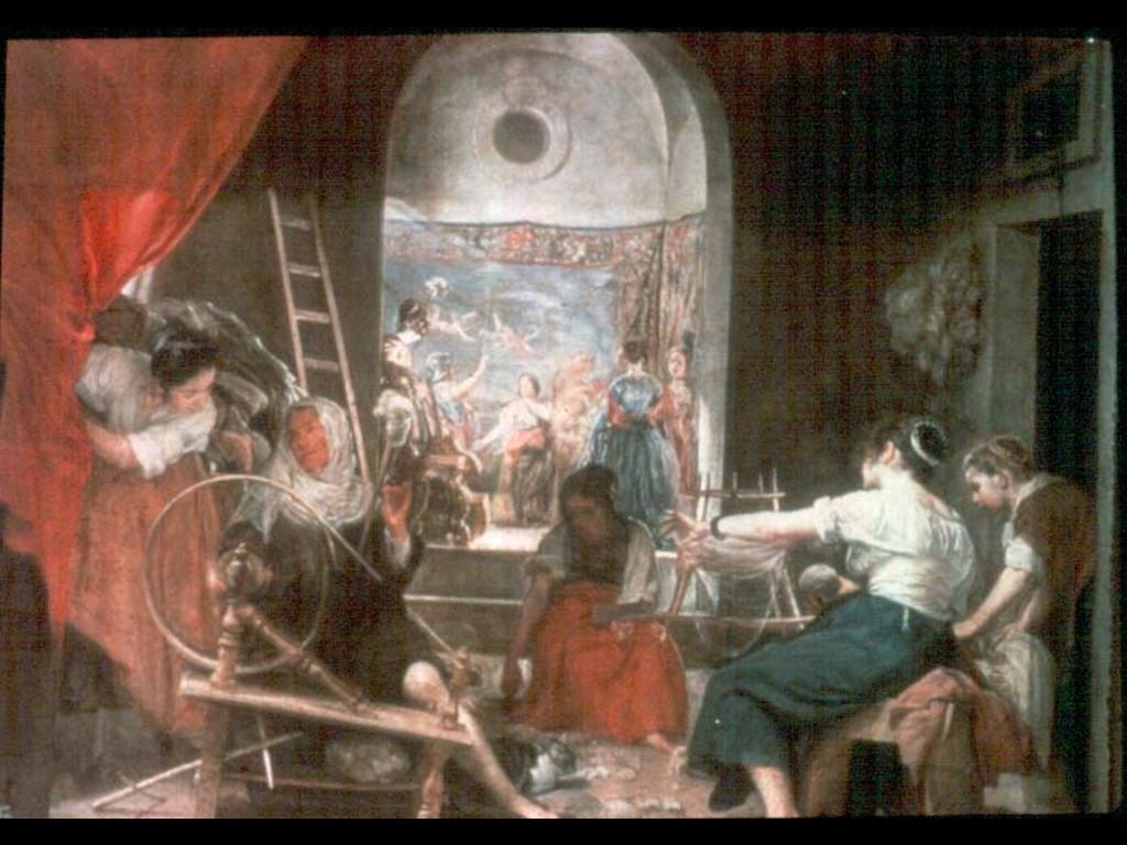 Artistic Wallpaper: Velazquez - Spinners