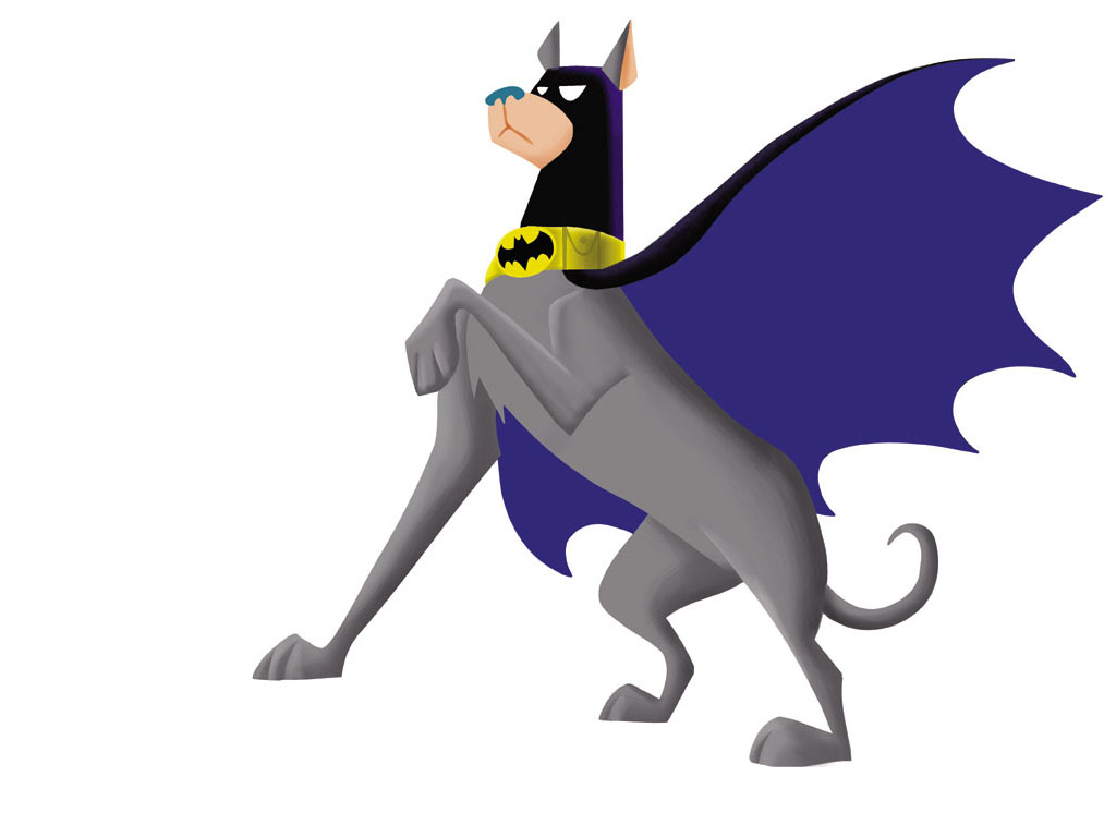 Cartoons Wallpaper: Ace the Bat-Hound