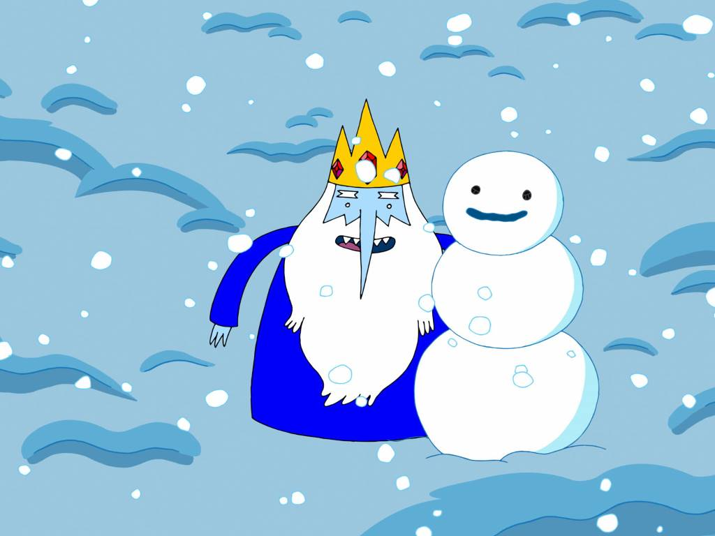 Cartoons Wallpaper: Adventure Time - Ice King