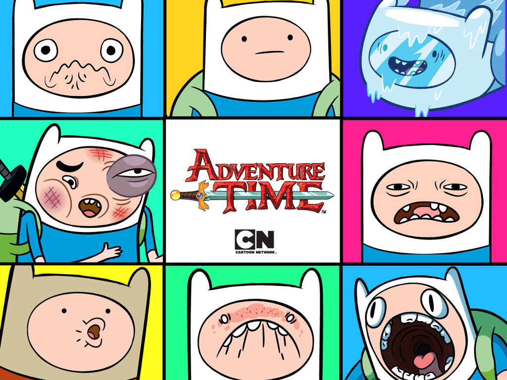 Cartoons Wallpaper: Adventure Time With Finn and Jake