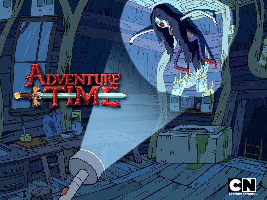 Cartoons Wallpaper: Adventure Time - Marceline