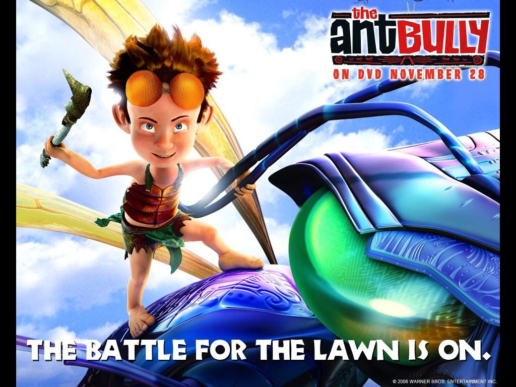 Cartoons Wallpaper: Ant Bully