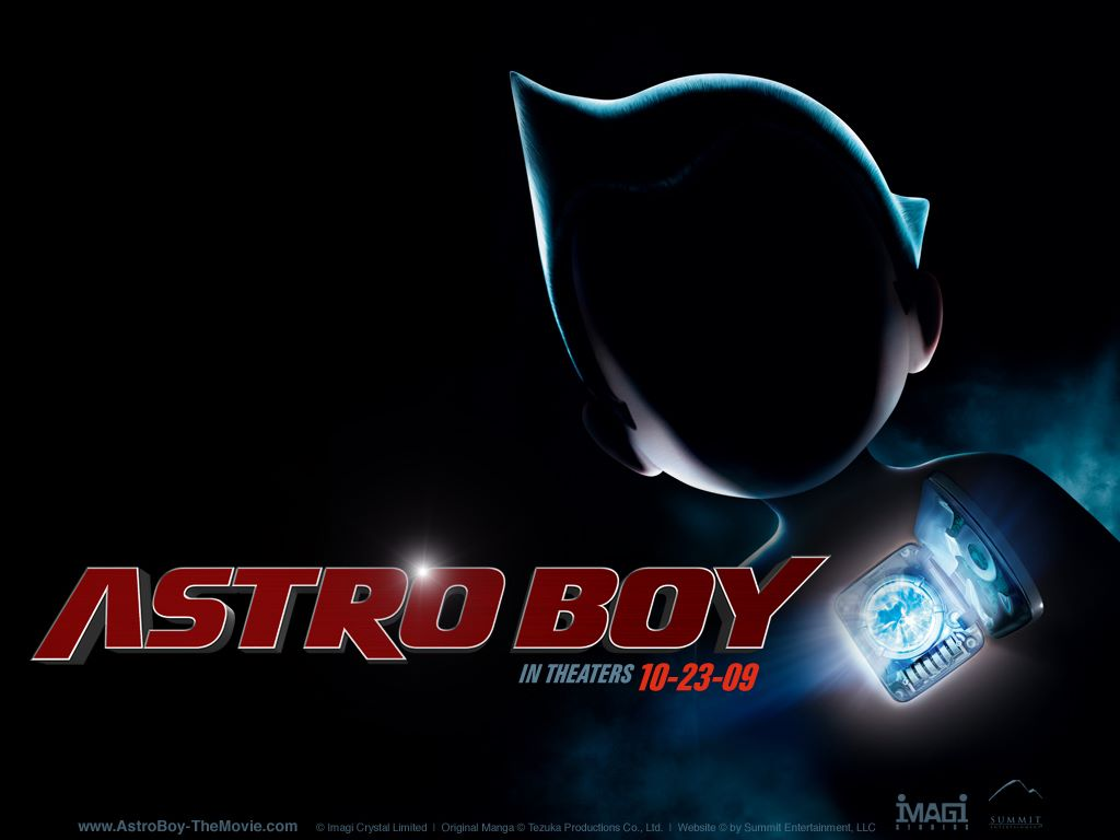 Cartoons Wallpaper: Astro Boy