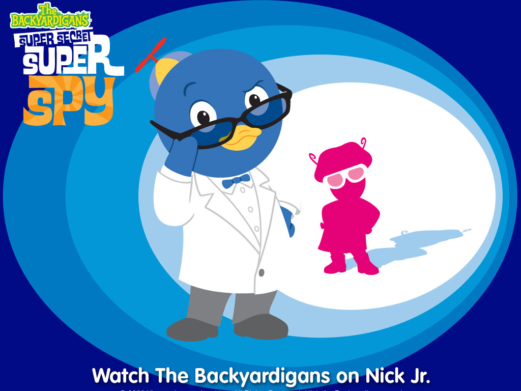 Cartoons Wallpaper: Backyardigans