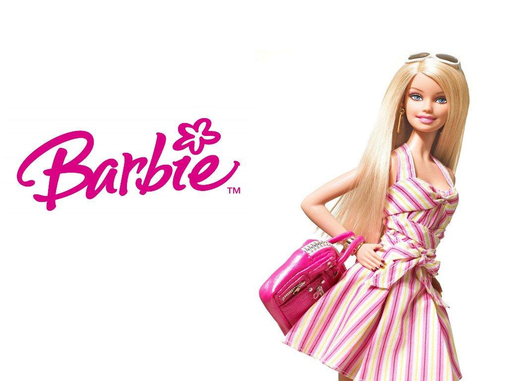 Cartoons Wallpaper: Barbie - Doll