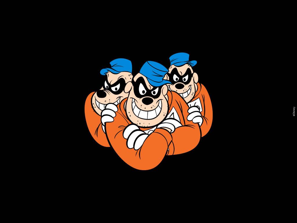 Cartoons Wallpaper: Beagle Boys
