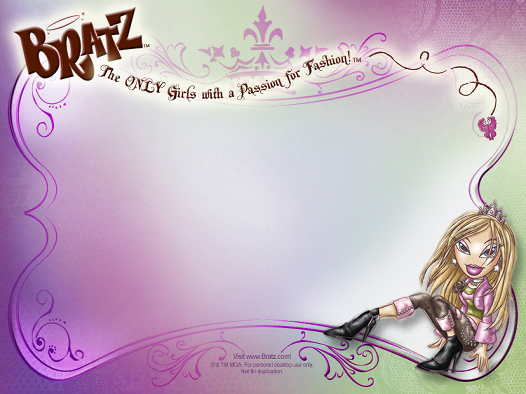 Cartoons Wallpaper: Bratz - Cloe