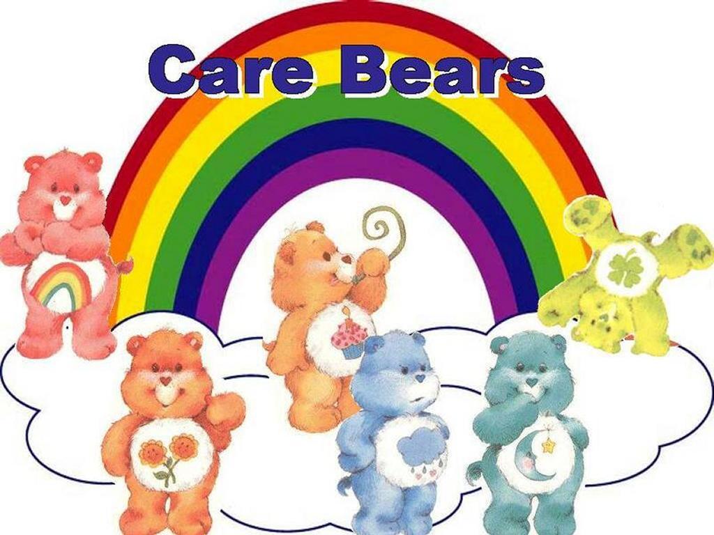 Cartoons Wallpaper: Care Bears