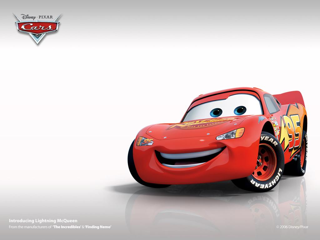 Cartoons Wallpaper: Cars - McQueen