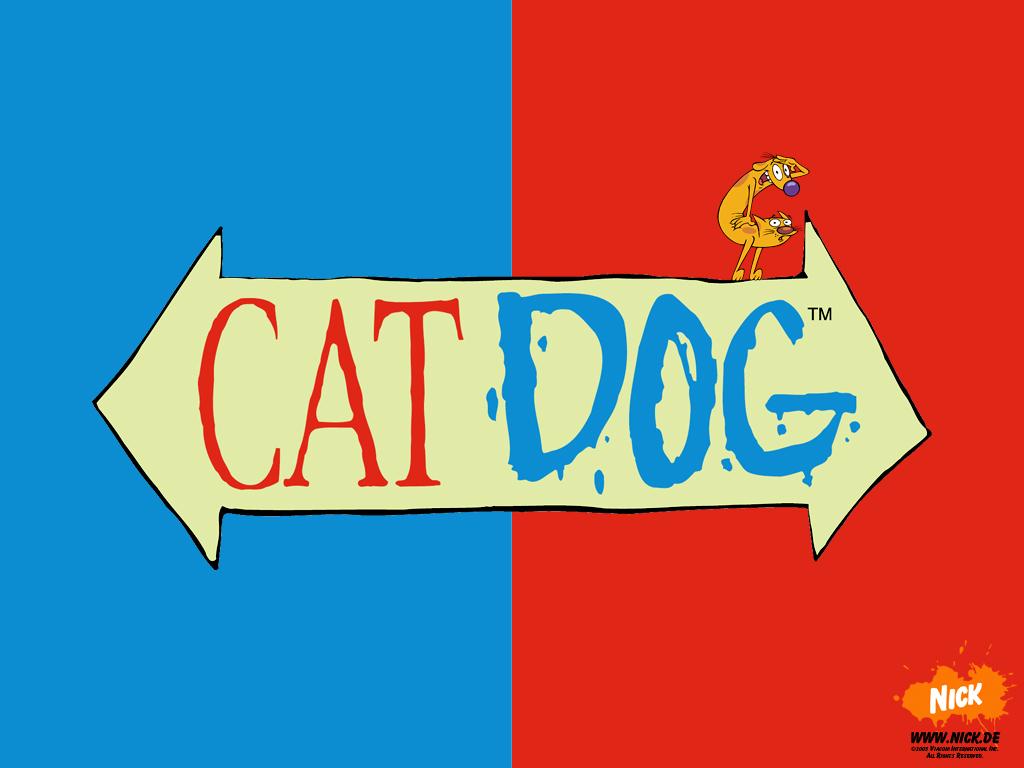 Cartoons Wallpaper: CatDog