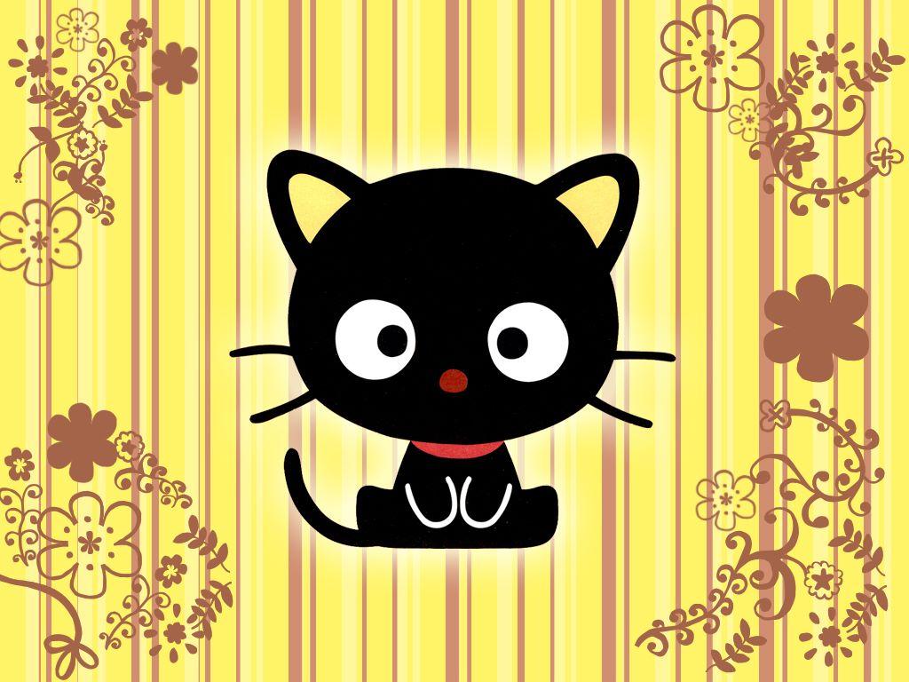 Cartoons Wallpaper: Chococat