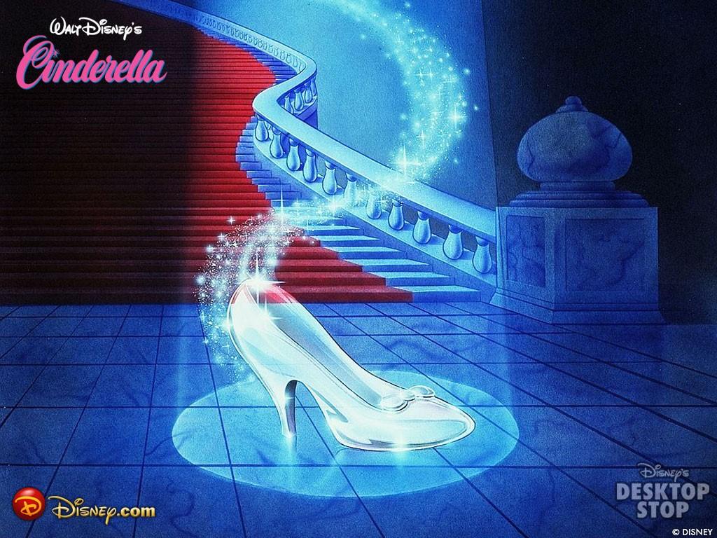 Cartoons Wallpaper: Cinderella