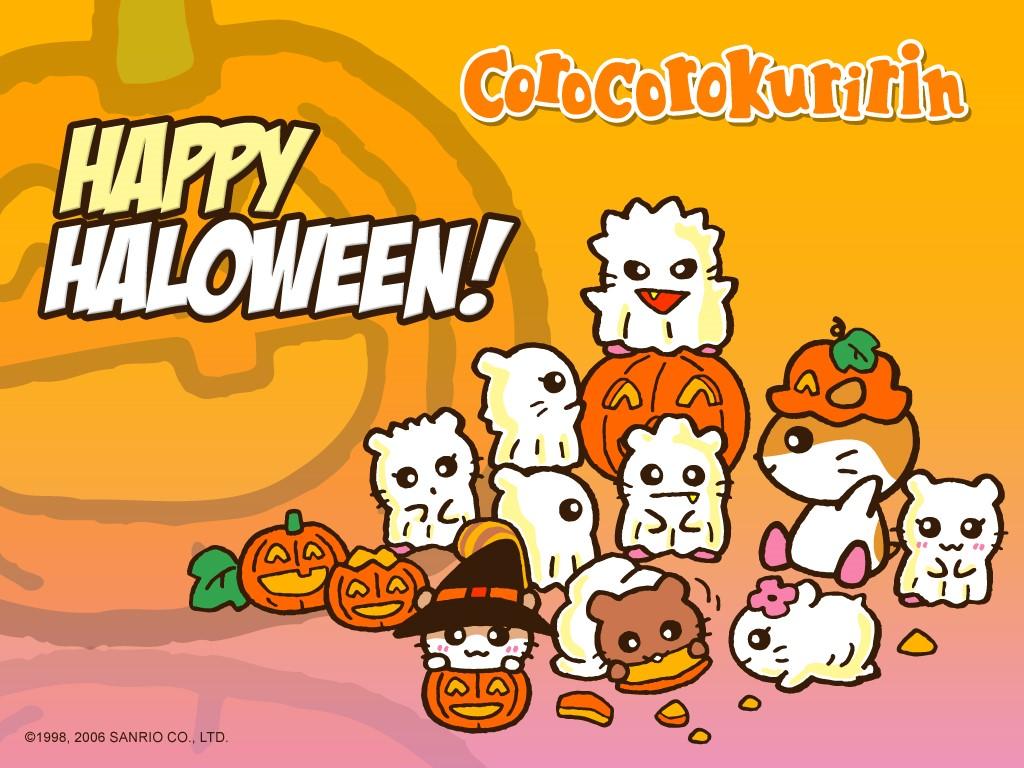 Cartoons Wallpaper: Corocorokuririn - Happy Halloween