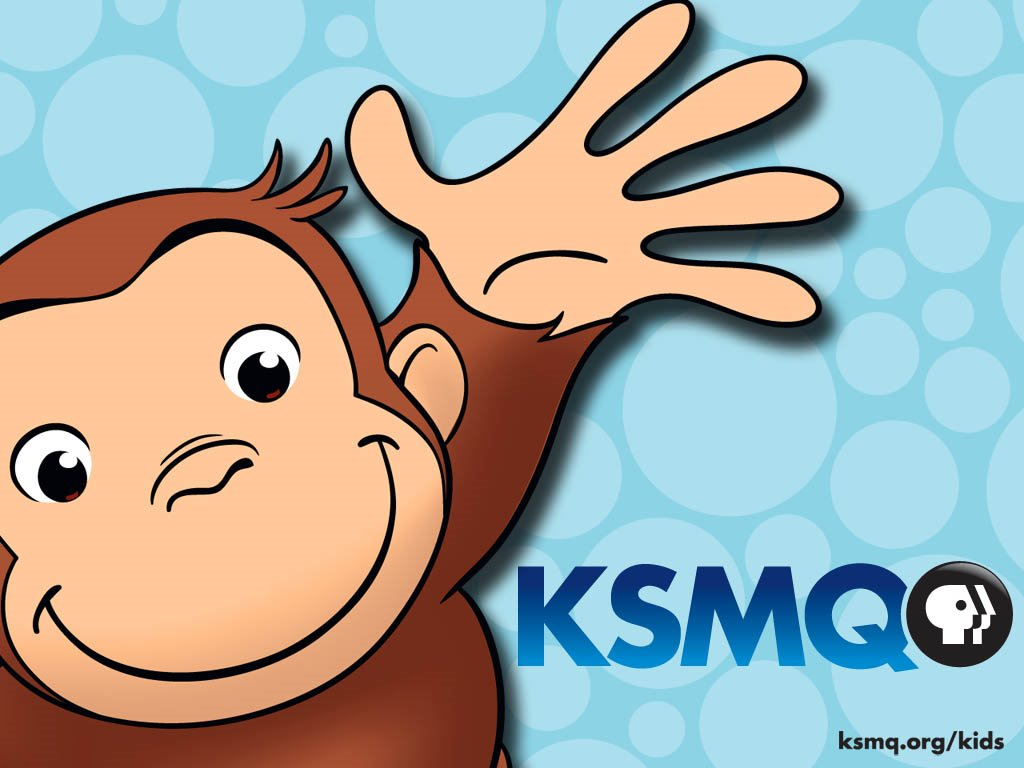 Cartoons Wallpaper: Curious George