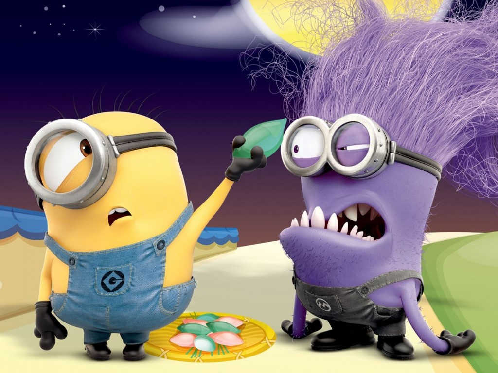 Cartoons Wallpaper: Despicable Me 2