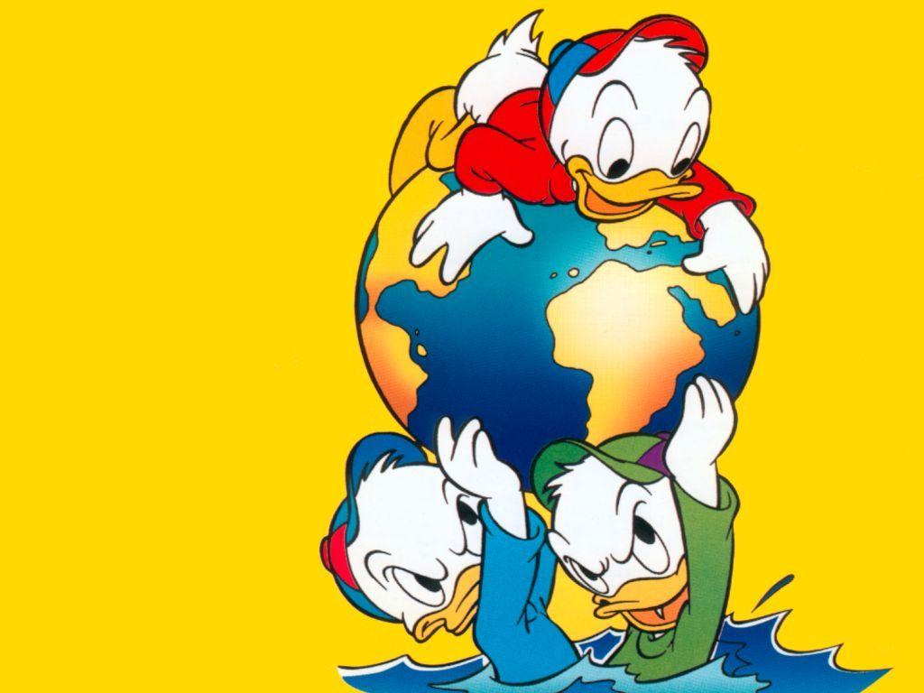 Cartoons Wallpaper: Disney Boys