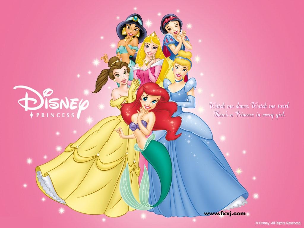 Cartoons Wallpaper: Disney Princess