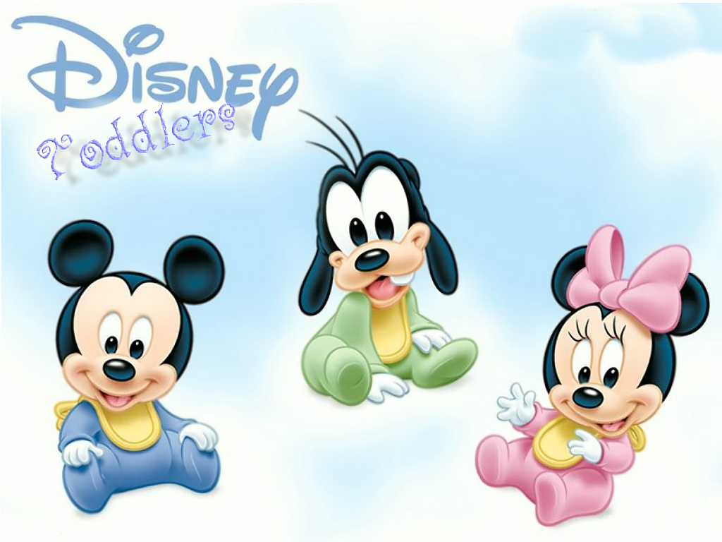 Cartoons Wallpaper: Disney - Toddlers