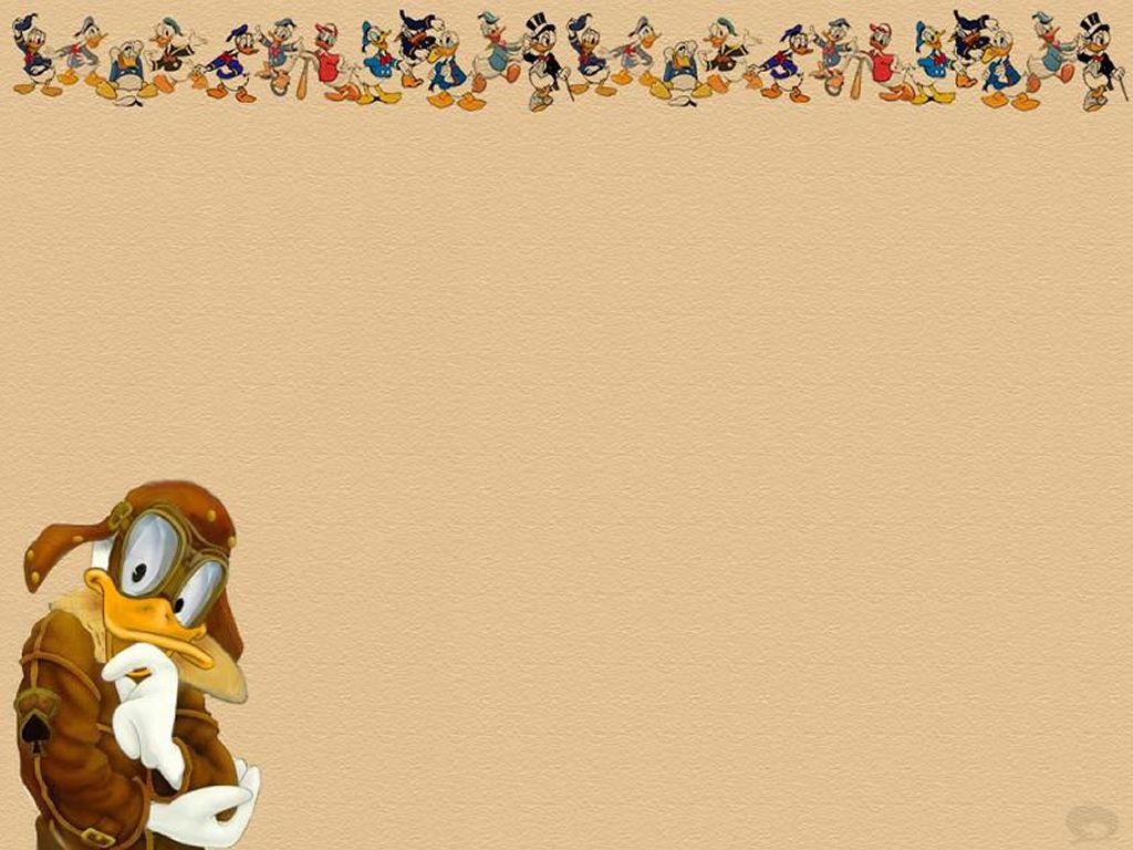 Cartoons Wallpaper: Donald Duck
