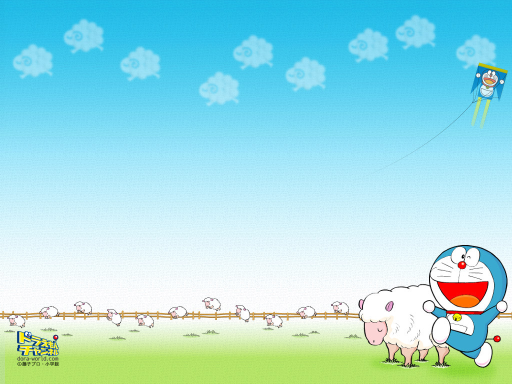 Cartoons Wallpaper: Doraemon