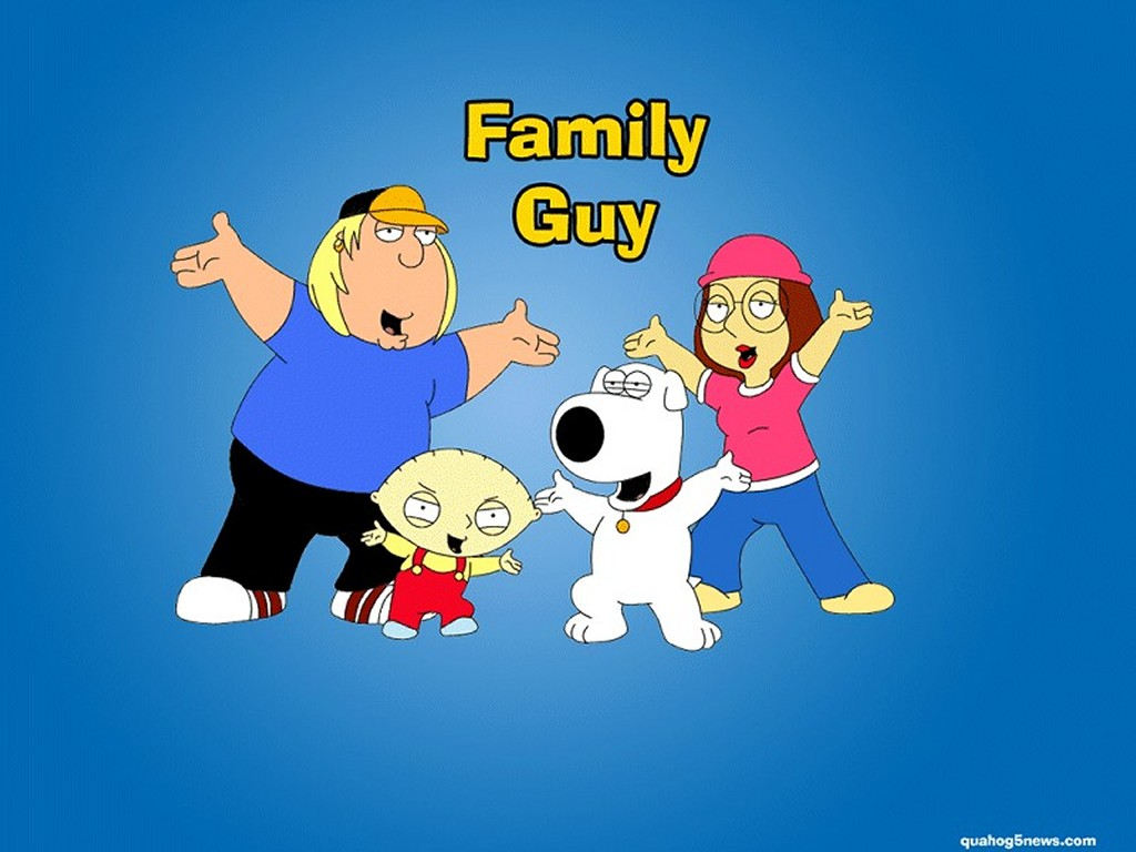Cartoons Wallpaper: Family Guy